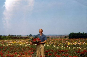 Bill Goodman - Burbage Nurseries 1963